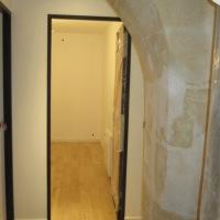 Rénovation d'un petit commerce en habitation
